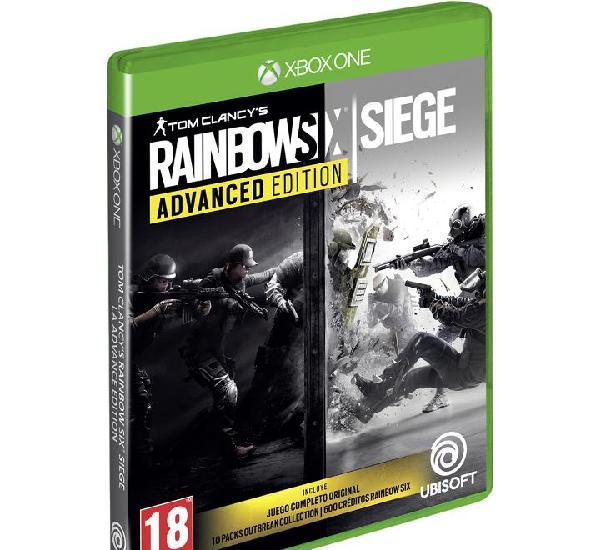 Rainbow six siege advanced edition - xbox one