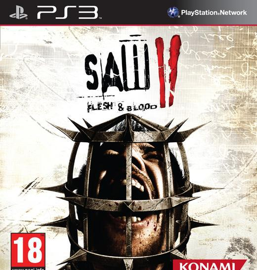 Saw 2 flesh and blood - ps3