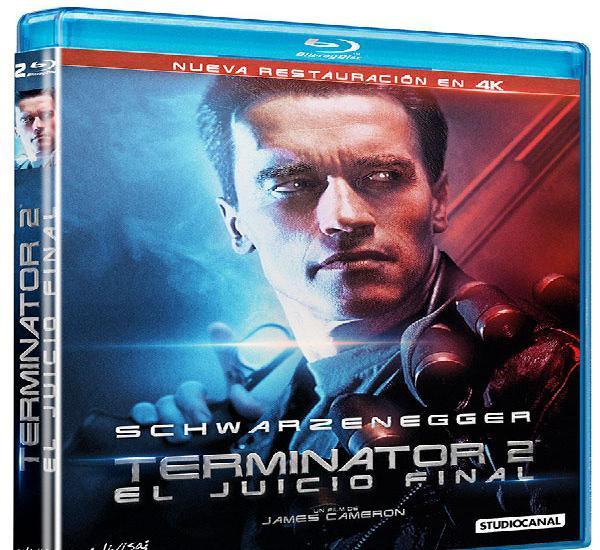 Terminator 2: el juicio final [blu-ray] [blu-ray]