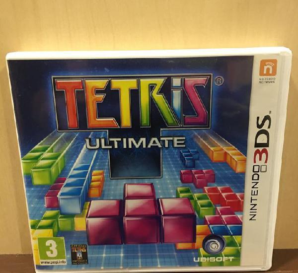 Tetris ultimate - 3ds (2ª mano - bueno)