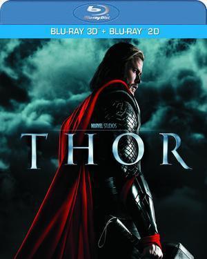 Thor - 2d + 3d [blu-ray] [blu-ray]