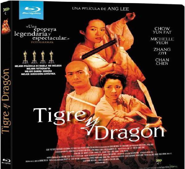 Tigre y dragon [blu-ray] [blu-ray]