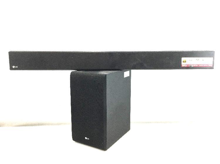 Barra sonido lg spj40