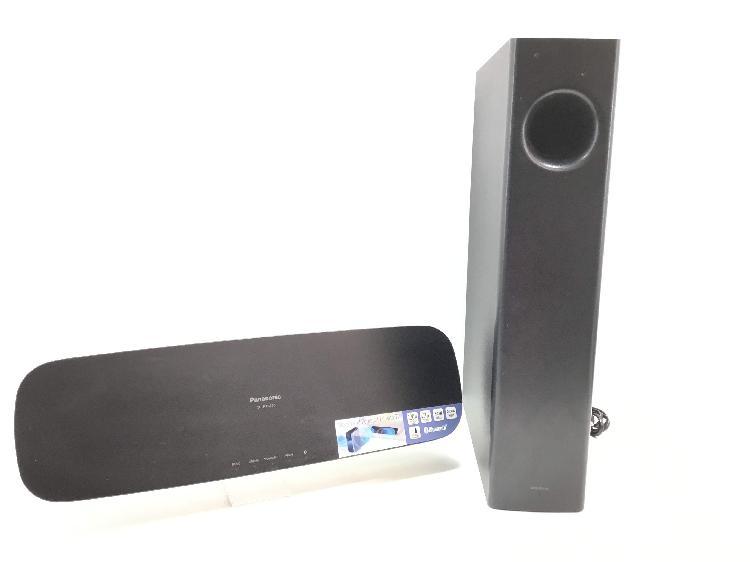 Barra sonido panasonic su-htb250