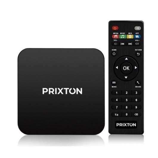 Otros tv y video prixton box 2/16gb