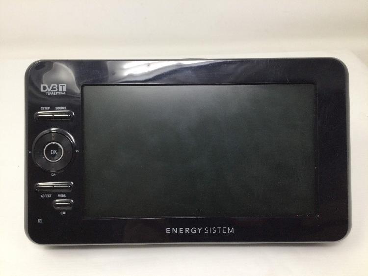 Televisor lcd portatil energy sistem tv 2070black