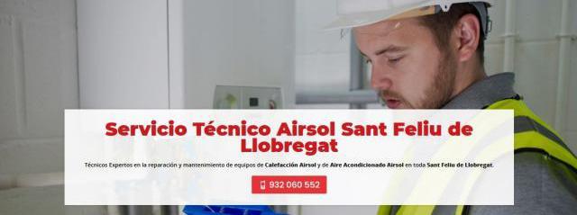 Servicio técnico airsol sant feliu de llobregat 934 242 687