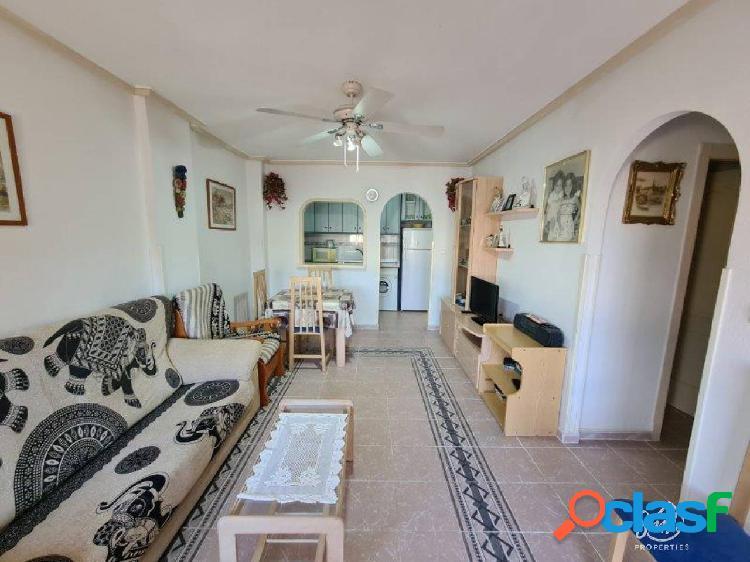 Apartamento bajo de 3 dormitorios y piscina comunitaria en La Mata!!! 2