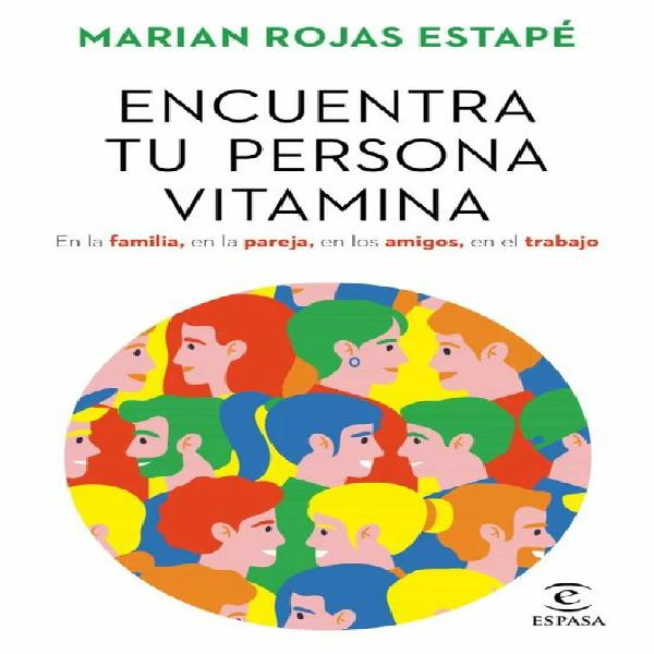 Encuentra tu persona vitamina marian rojas