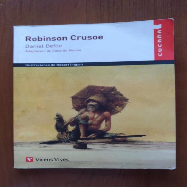 Robinson crusoe libro juvenil