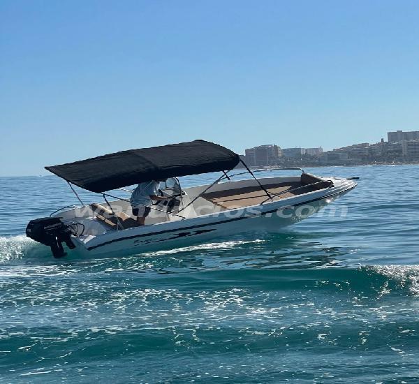 Experiencia única. alquiler de barcos sin la necesidad de