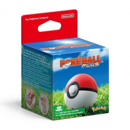 Nintendo poke ball plus switch