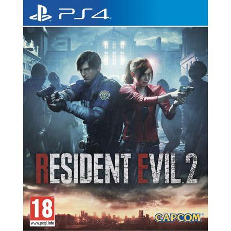 Resident evil 2 ps4 (sp)