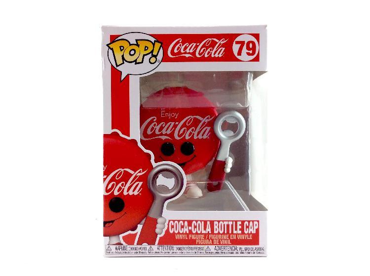 Figura accion funko coca cola bottle cap