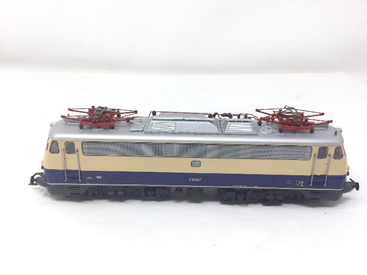 Locomotora escala h0 roco db e 10 1267 h0 63704