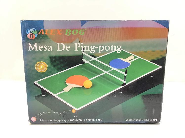 Otros juegos y juguetes alex bog mini mesa