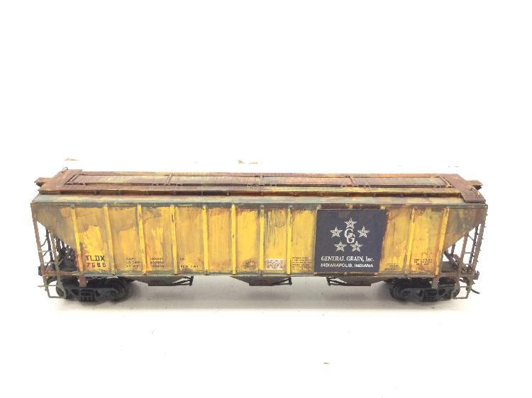 Vagon escala h0 proto 2000 sin modelo