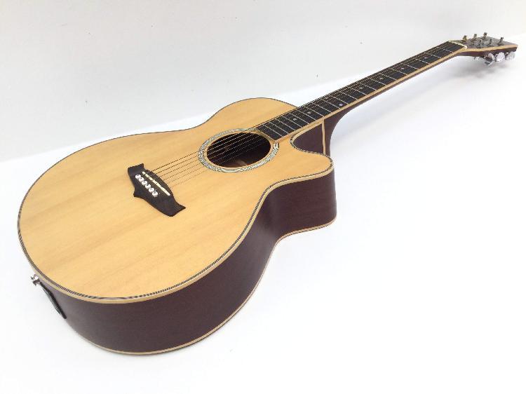 Guitarra acustica tanglewood tsf ce n