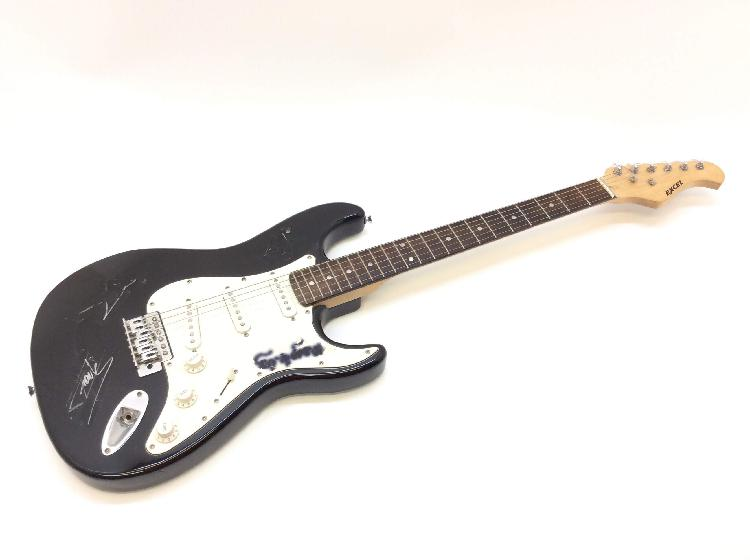 Guitarra electrica excel excel