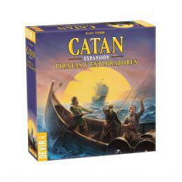 Catan Piratas y Exploradores