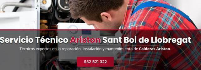 Servicio técnico ariston sant boi de llobregat 934 242 687