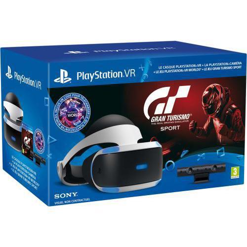 Sony PlayStation VR Gran Turismo Gafas VR