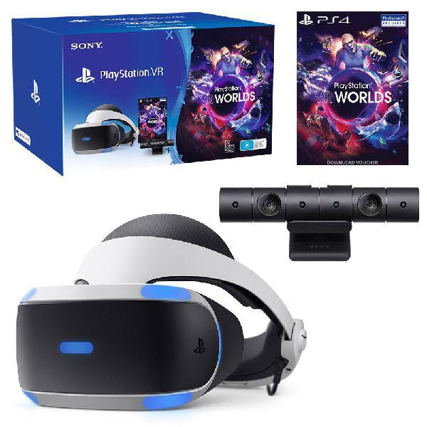 Sony PlayStation VR Starter Pack Gafas VR