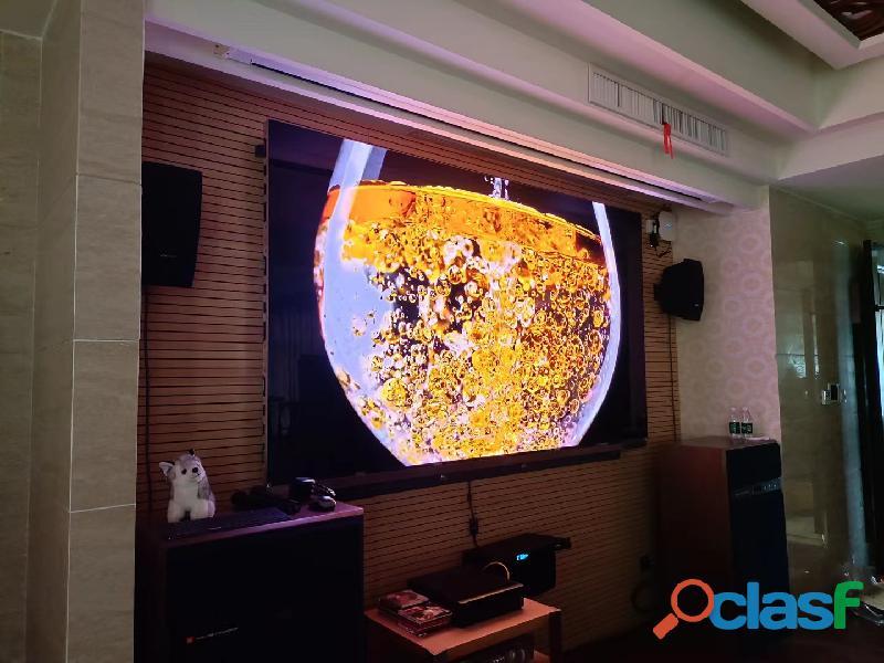 pantallas led para interiores