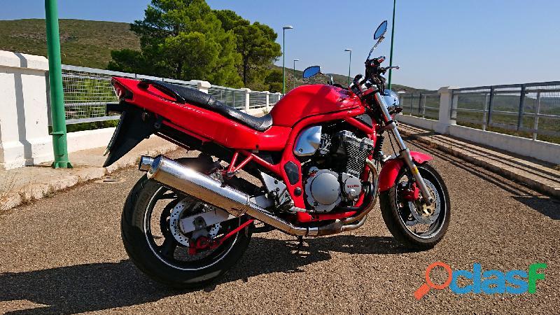 Vendo Suzuki Bandit GSF 600 N