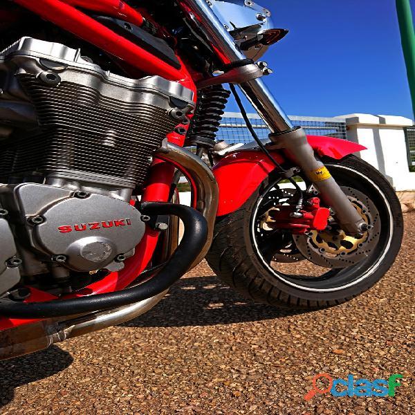 Vendo Suzuki Bandit GSF 600 N 2