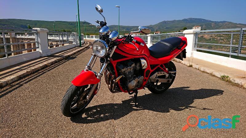 Vendo Suzuki Bandit GSF 600 N 8