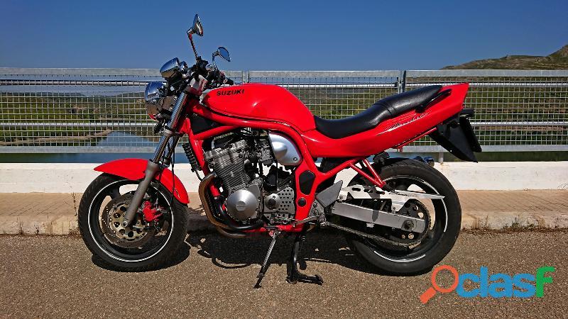 Vendo Suzuki Bandit GSF 600 N 10