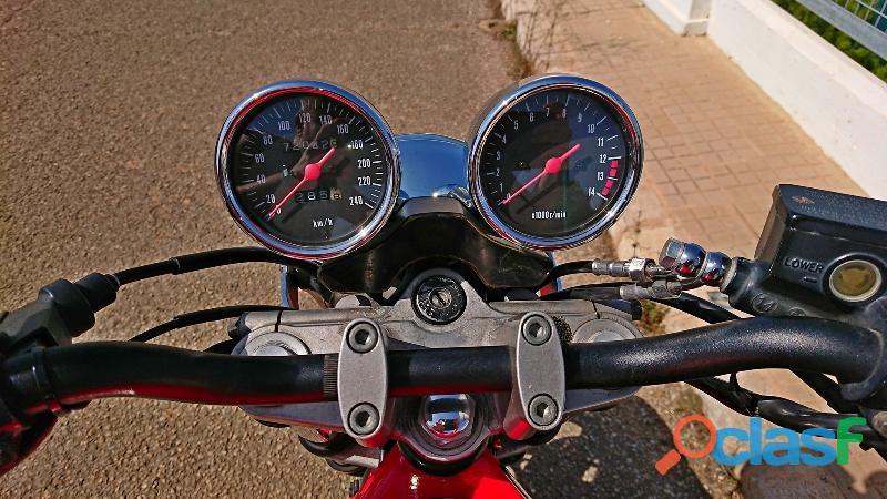 Vendo Suzuki Bandit GSF 600 N 11