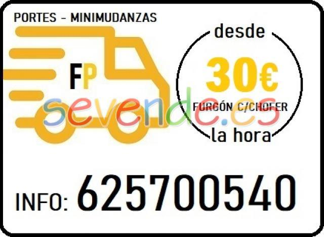 Aluche 625700540 Portes Económicos