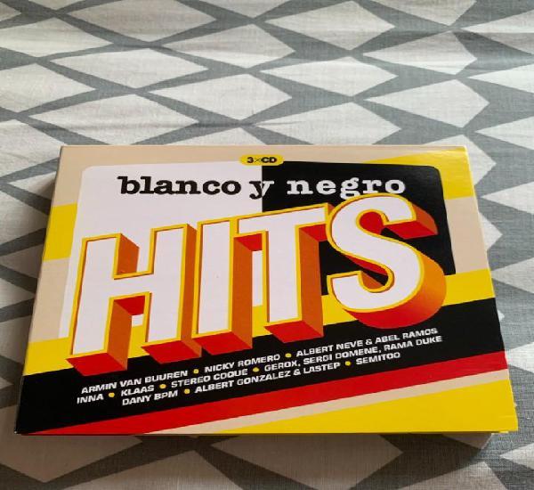 Blanco y negro hits 2018