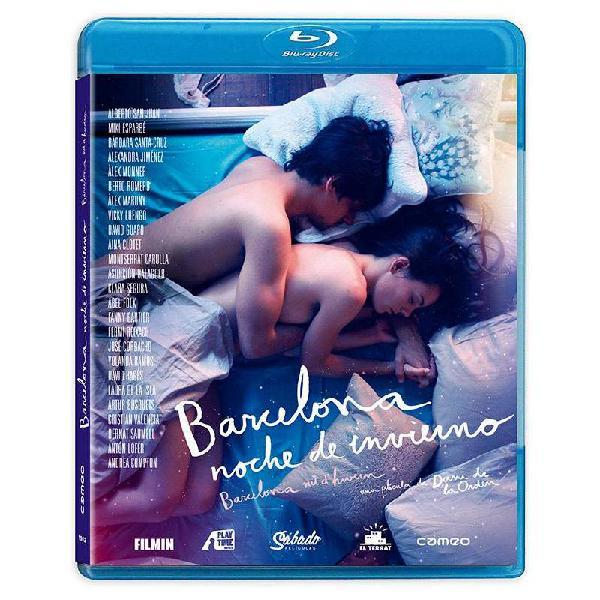 Barcelona, noche de invierno (Blu-ray) (Barcelona, nit