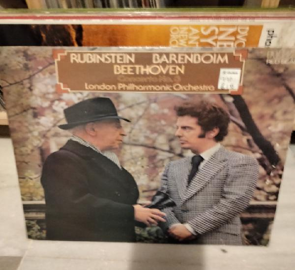 Beethoven - concierto para piano 3, barenboim