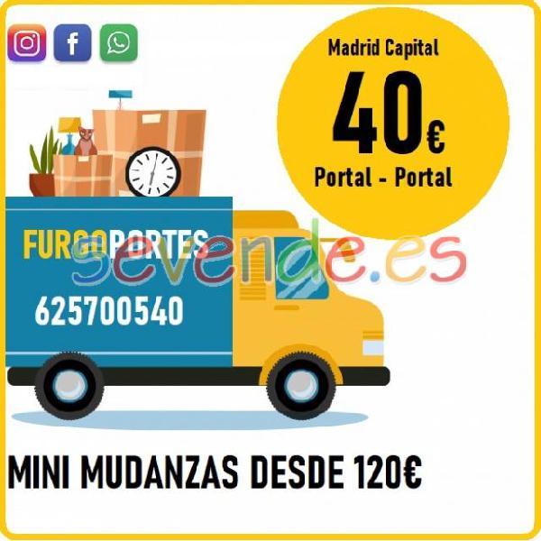 Cambias de piso 625700540 Portes Ciudad Line