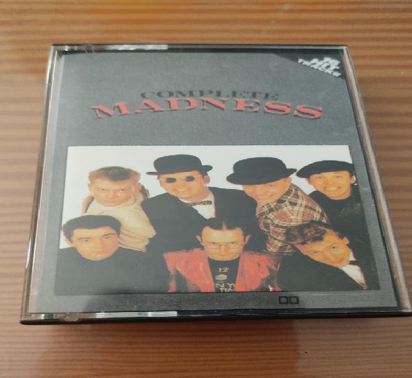 """Cassette de madness """"complete madness, edicion española"""