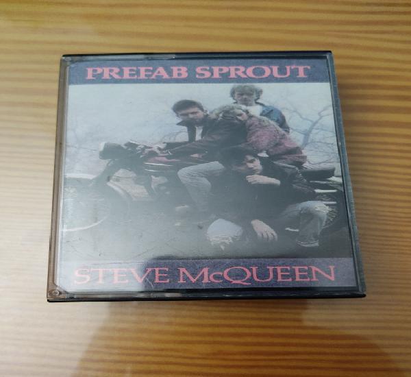"Cassette de prefab sprout ""steve mcqueen"""