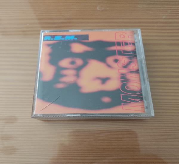 """Cassette de r.e.m. """" monster"""""""