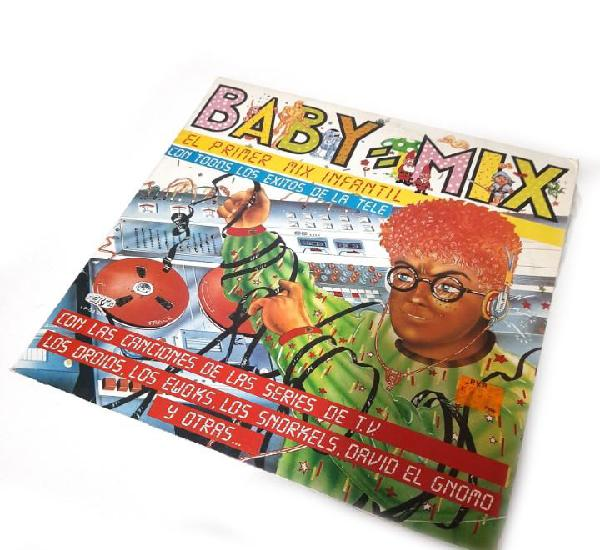Chip bits - baby mix