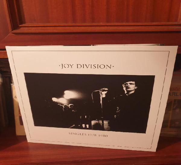 Joy division / singles 1978 - 1980 / doble album / gatefold