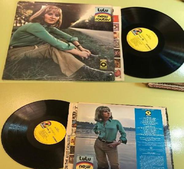 Lulu / new routes 1970 !! raro atco !! org edit usa, duane