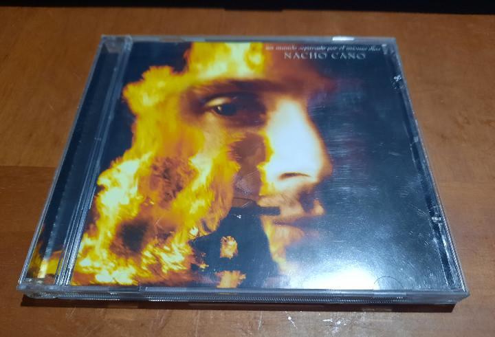 Nacho cano. un mundo separado por el mismo dios. cd en buen