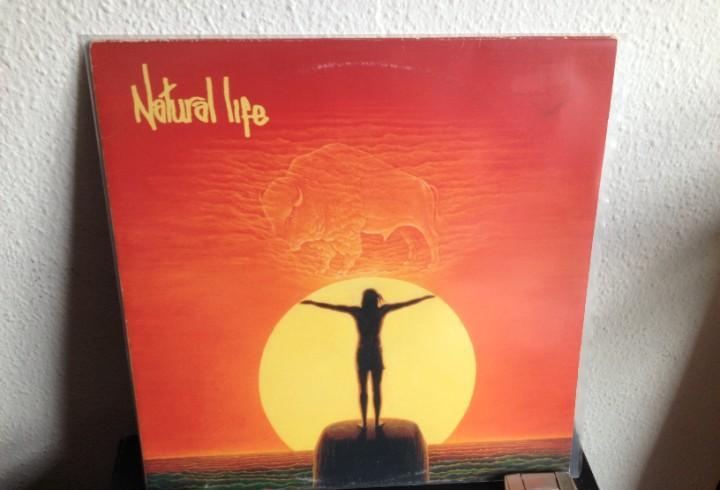 Natural life - natural life / lp 1992 (electronic, rock,