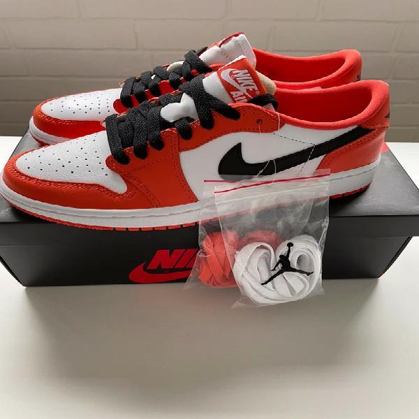 Nike air jordan low og starfish 38.5