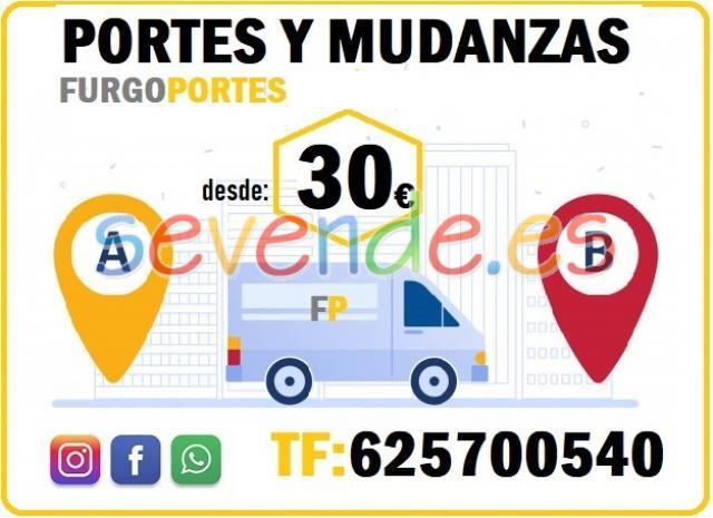 Portes en hortaleza 625700540transporte urgen