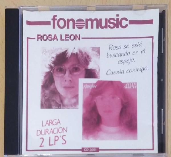 Rosa leon (rosa se esta buscando en el espejo - cuenta