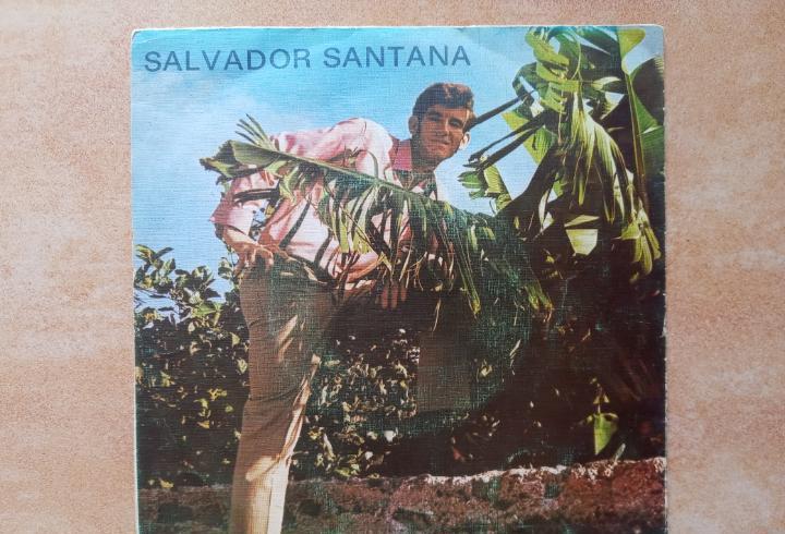 Salvador santana- se nos va la juventud +3- ep barnafon 1971